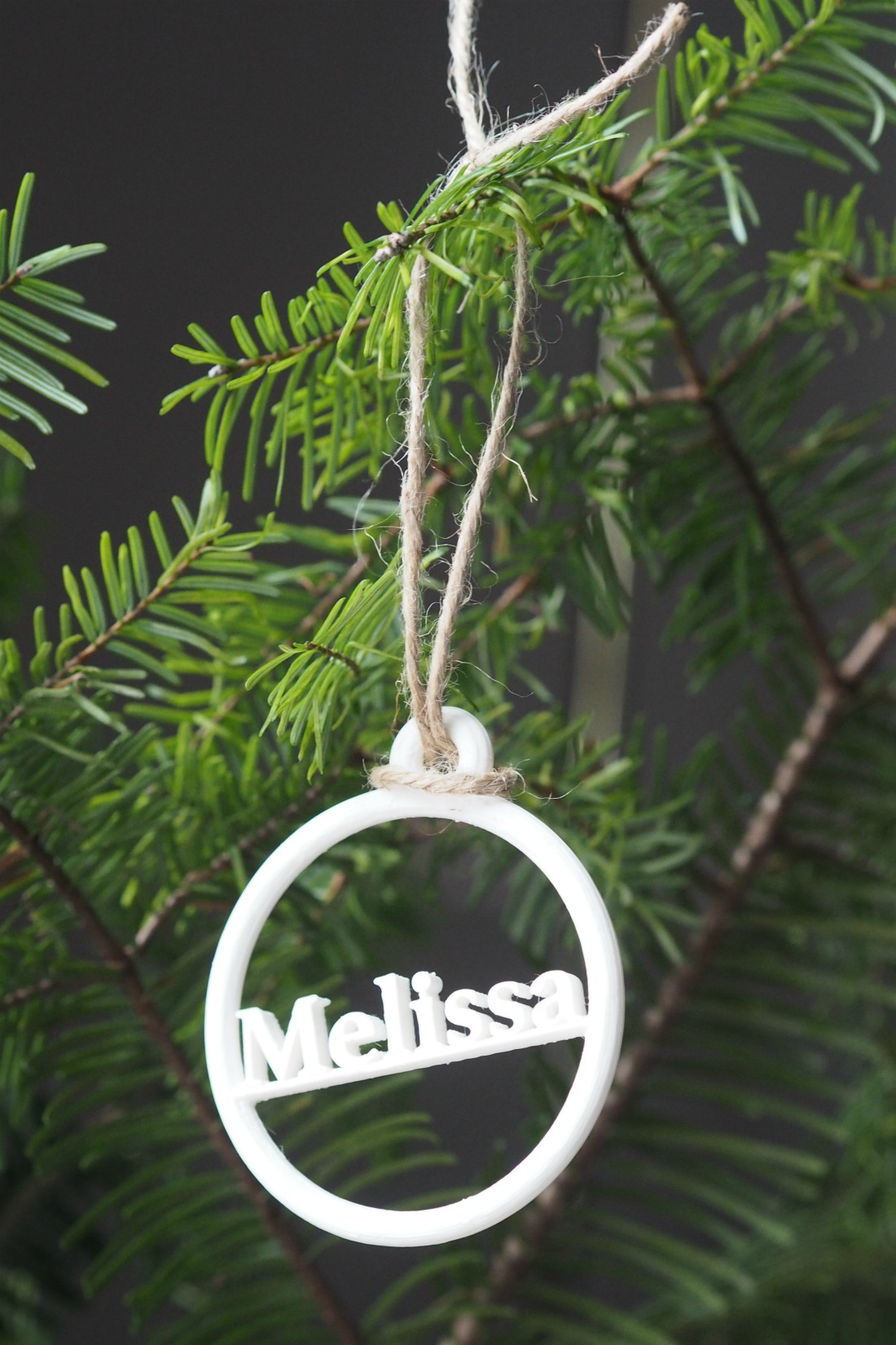 Personalised Baubles From The Unique Design Company