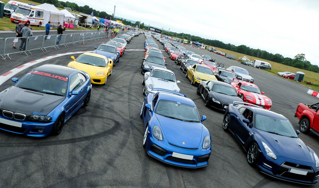 supercar event