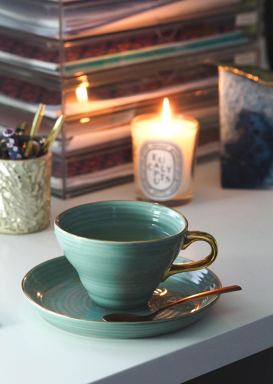 benefits of green tea