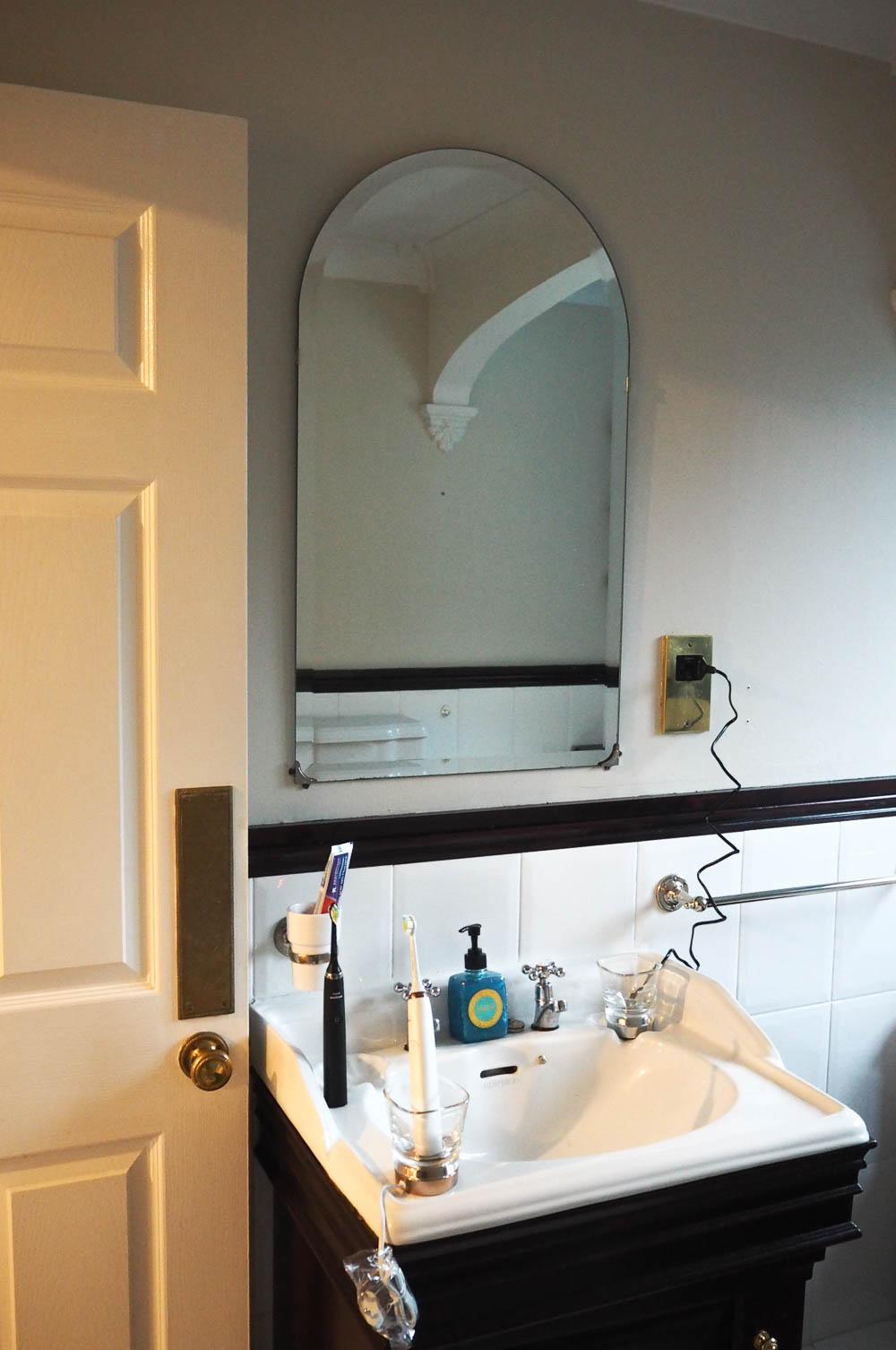 The Ikea Godmorgon Bathroom Mirror Cabinet Melissa Jane Lee