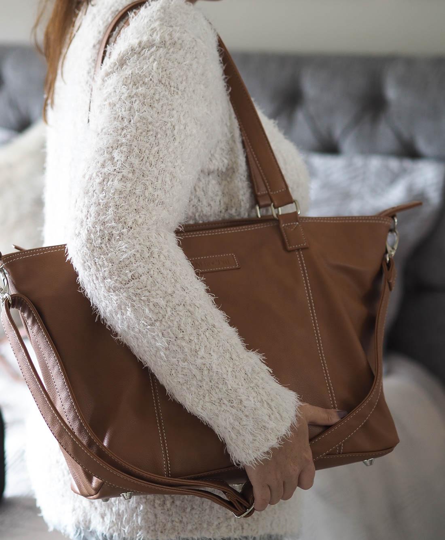 8f8d4ba8559 The Amazing Mini Jen Travel Handbag From Mia Tui | Melissa Jane Lee
