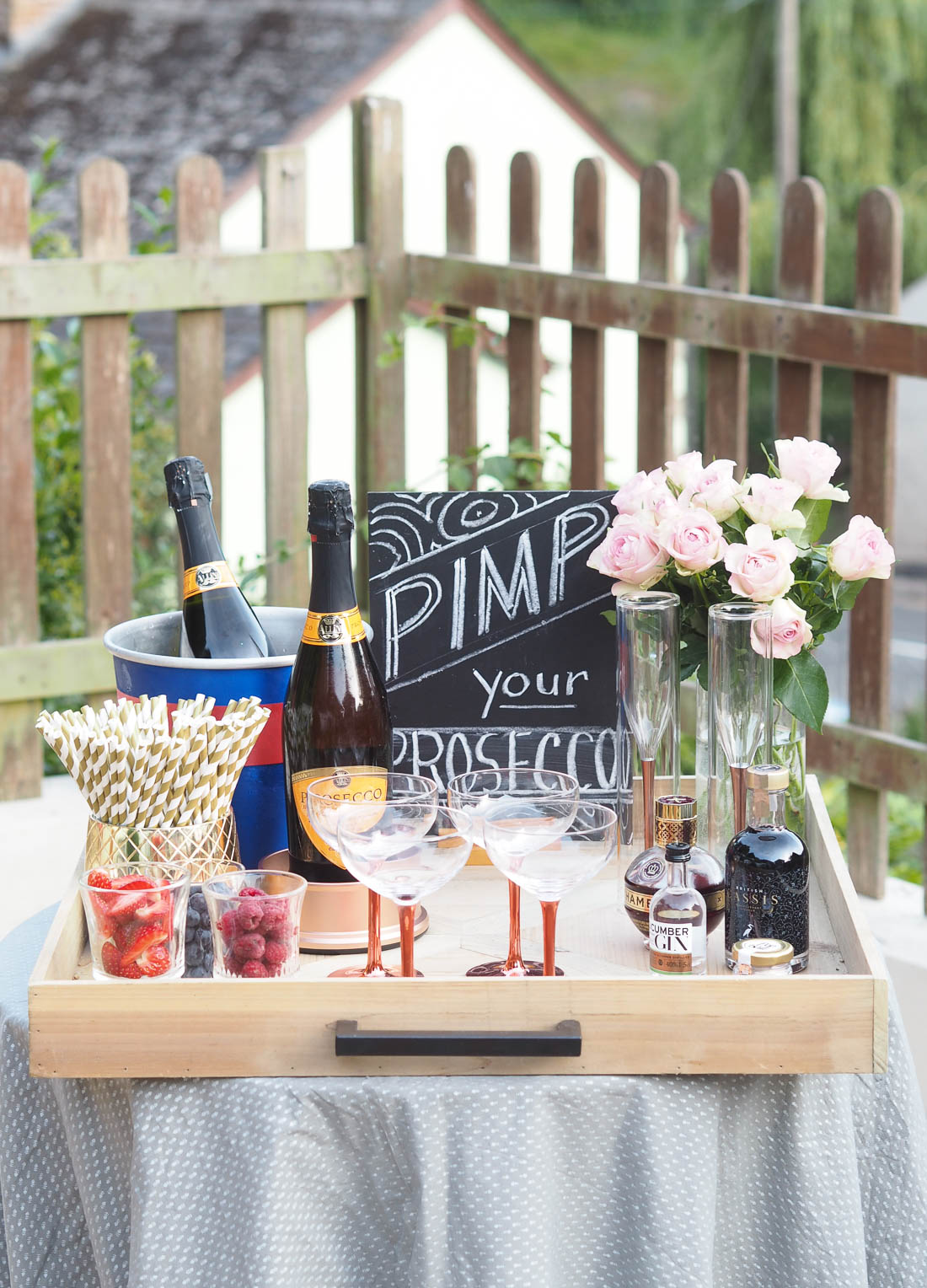 Prosecco Cocktails The Prosecco Cart 10 Ways To Pimp Your Prosecco