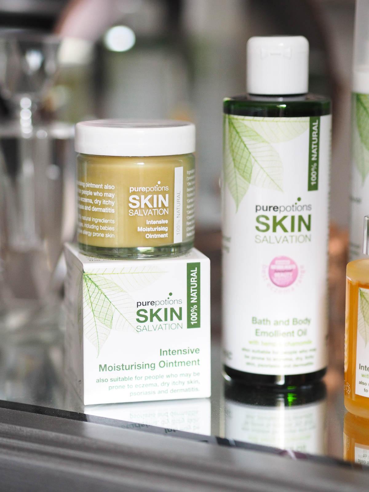 Award-Winning Skin Salvation Skin Care From Purepotions