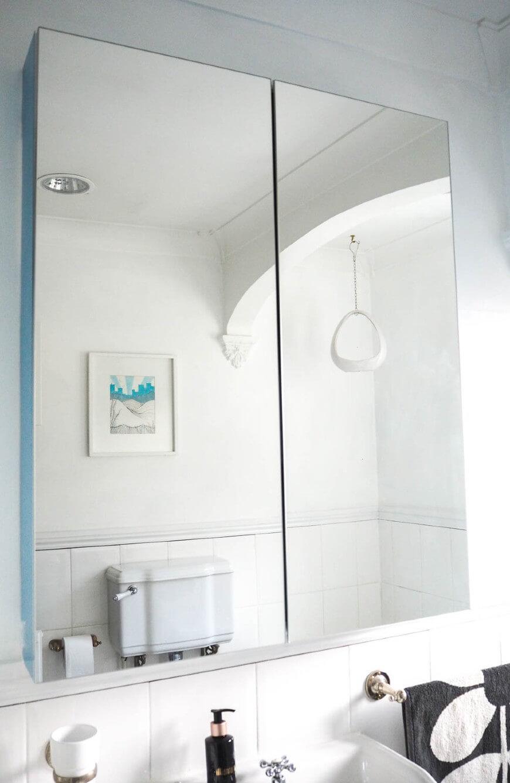 The Morgon Mirrored Ikea Bathroom, Ikea Mirror Bathroom