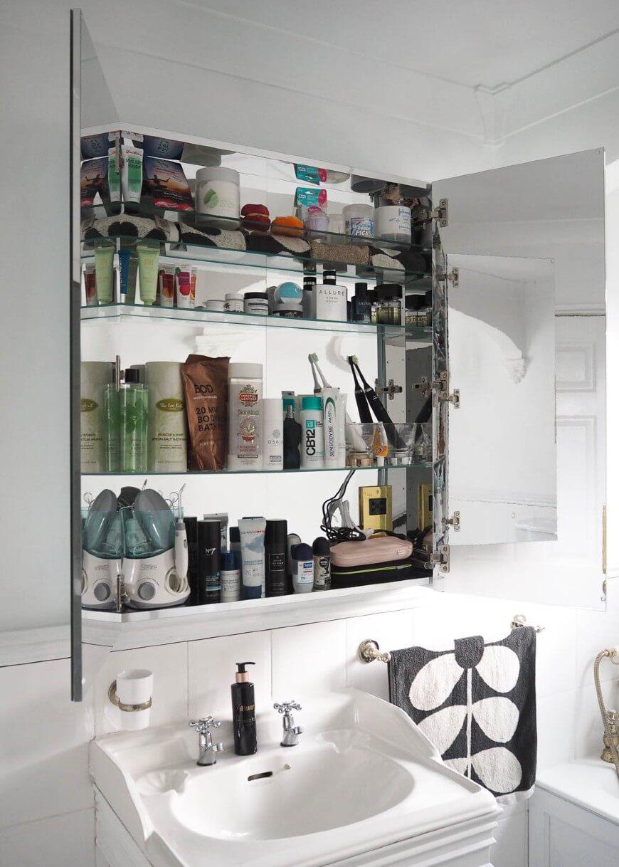 The Godmorgon Mirrored Ikea Bathroom Cabinet Reviewed